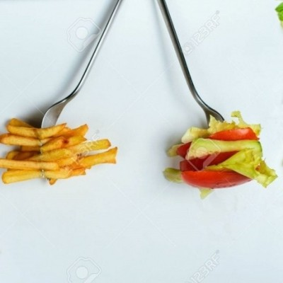 ダイエットに向いている食材と向いていない食材